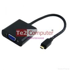 Micro HDMI to VGA Converter